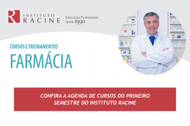 Cursos e Treinamentos do Primeiro Semestre do Instituto Racine
